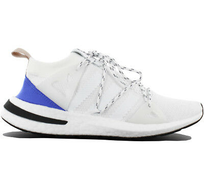hot sale online 85bb2 2c286 Adidas Originals Arkyn W Boost Chaussures Baskets pour Femmes Blanc Cq2748