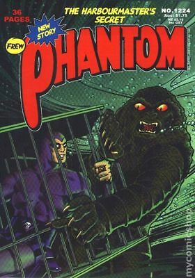 Phantom (Frew) Australian #1224 1999 VG- 3.5 Stock Image Low Grade