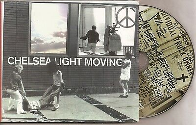 Chelsea Light Moving / Sonic Youth - self titled