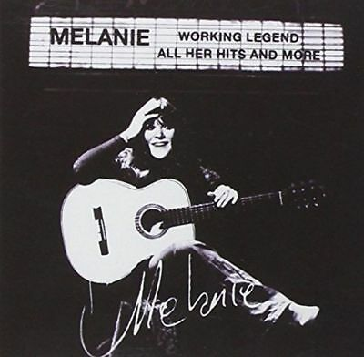MELANIE Working Legend All Her Hits And More CD BRAND NEW