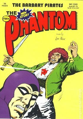 Phantom (Frew) Australian #1245 1999 VG- 3.5 Stock Image Low Grade