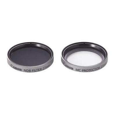 Canon FS-H27U Filter Set For The DC10 and DC20 Camcorder