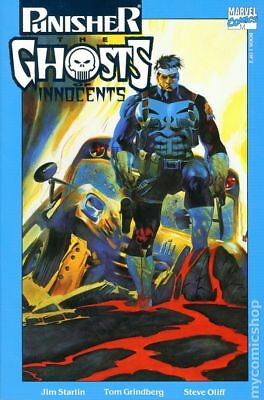 Punisher The Ghosts of Innocents #1 1993 FN Stock Image