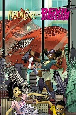 Moon Girl And Devil Dinosaur Vol. 2: Cosmic Cooties - 9781302902087