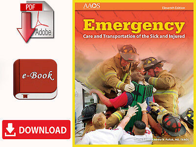 Emergency Care and Transportation of the Sick and Injured 11th [ E-B00K | PDF ]