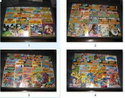 (BL123) SUPERBOY (1949) comic book (LOT OF 65) ranging from # 197- 258, LEGION