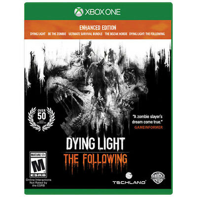 Dying Light The Following Xbox One Profile ( No Code / No Cd / Read Desc )