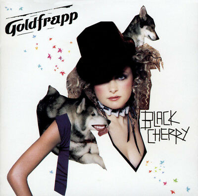 Goldfrapp - Black Cherry RARE 2003 LP VINYL STUMM 196 VG