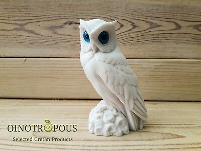 Owl Statue- Greek Mythology, Goddess Athena, Owl gifts