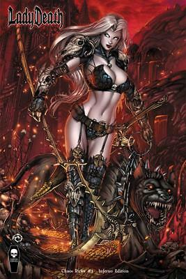 Lady Death: Chaos Rules - Inferno Edition (Brian Pulido)