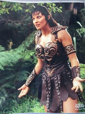 8x10 Photo from Xena the Warrior Princess Lucy Lawless D55