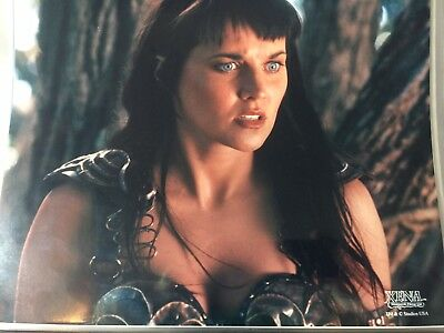 8x10 Photo from Xena the Warrior Princess Lucy Lawless D66