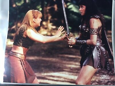 8x10 Photo from Xena the Warrior Princess Lucy Lawless D77