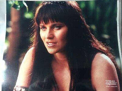 8x10 Photo from Xena the Warrior Princess Lucy Lawless D79