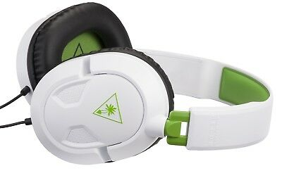 Turtle Beach White Stereo Gaming Headset PS4 Xbox One