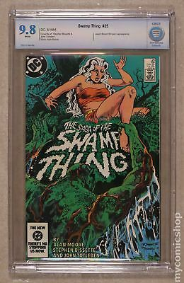 Swamp Thing (2nd Series) #25 1984 CBCS 9.8