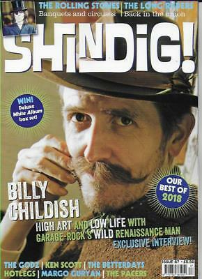SHINDIG MAGAZINE - Issue 87 (NEW) *Post included to UK/Europe/USA/Canada