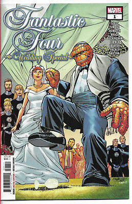 FANTASTIC FOUR WEDDING SPECIAL (2018) - New Bagged (S)