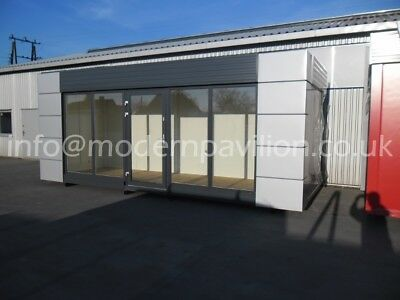 Modular Building, Portable Cabin,Panel Buildings, Showroom, Prefab Home, Office