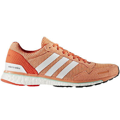 info for 9f51d 3f9a5 adidas Performance Womens Adizero Adios Casual Running Gym Sports Trainers  Shoes