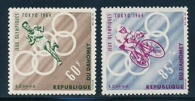 Dahomey - 1964 Tokyo Olympic Games MNH