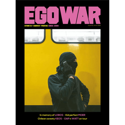 EgoWar Magazine | Issue 19