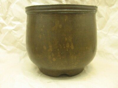 Antique Chinese Bronze Incense Censer with Beautiful Patina