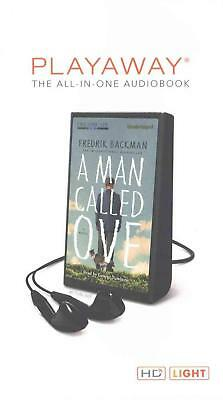 A Man Called Ove by Fredrik Backman (English) Free Shipping!