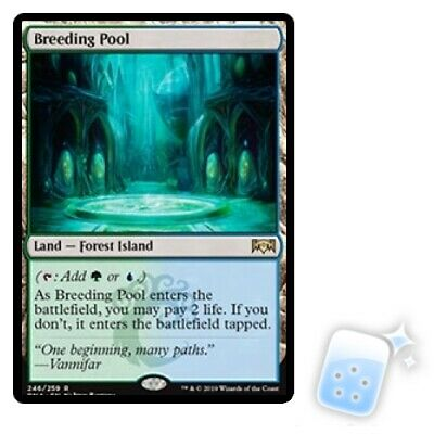 BREEDING POOL Ravnica Allegiance RNA Magic MTG MINT CARD