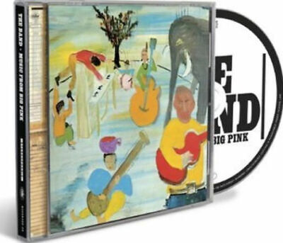 Music From Big Pink - 50Th Anniversary - Band - Rock & Pop Music CD