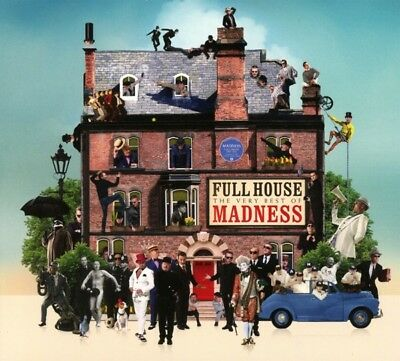 Madness - Full House-The Very Best of Madness CD (2) Bmg Right s Managemen NEW