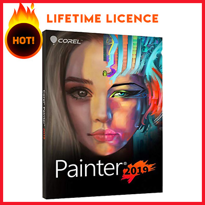 Corel Painter 2019 | Official Download | Lifetime License Key