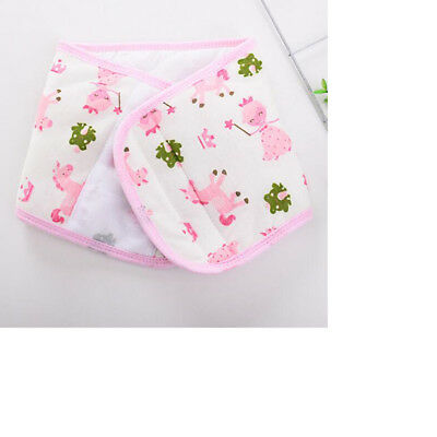 Baby Printed Belly Belt Umbilical Cord Belly Band Navel Guard Belly Protection