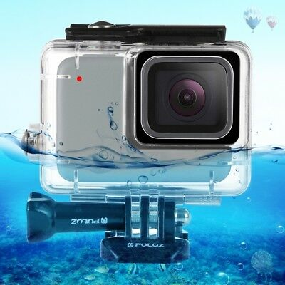 PULUZ for GoPro HERO 7 45m Underwater Waterproof Housing Diving Protective Case