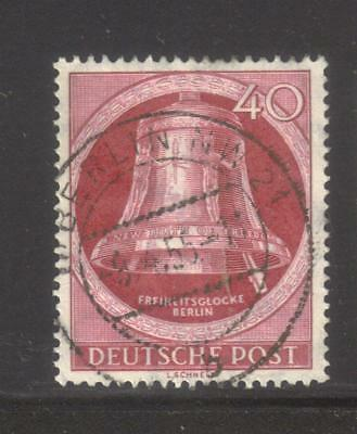 Germany Berlin  Sc 9N74  Used Stamp