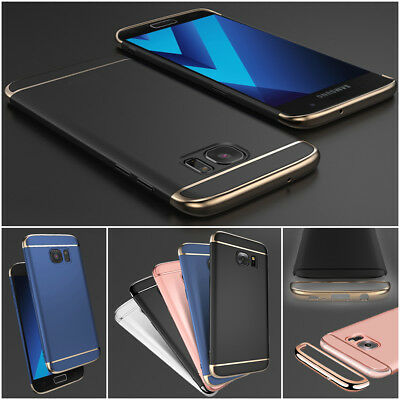 Ultra thin Slim Hard Case Full Protective Cover For Samsung Galaxy A3 2017