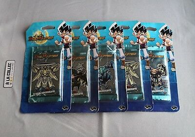Lot 5 Boosters VF Duel Masters | DM 01 | NEUF SCELLES