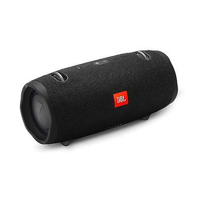 JBL Xtreme 2 Portable Waterproof Wireless Bluetooth Speaker (w/o Belt) - Black