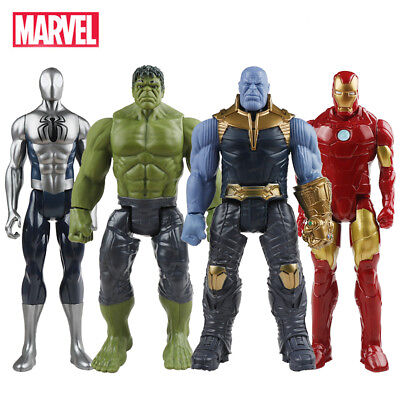 30cm Hasbro Marvel The Avengers Toys Infinity War Thanos Hulk Spiderman Toys