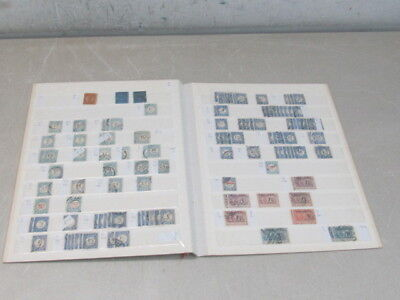 Nystamps Netherlands old stamp collection stock page CV €1500