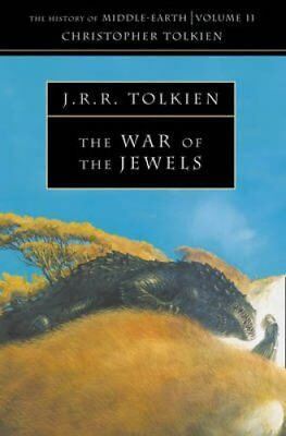 The War of the Jewels: volume 11 by Christopher Tolkien 9780261103245