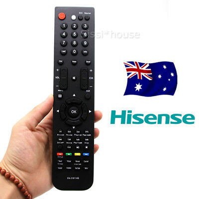 Replacement TV Remote Control HISENSE EN-31611HS EN31611A EN31611HS EN-31611A AU