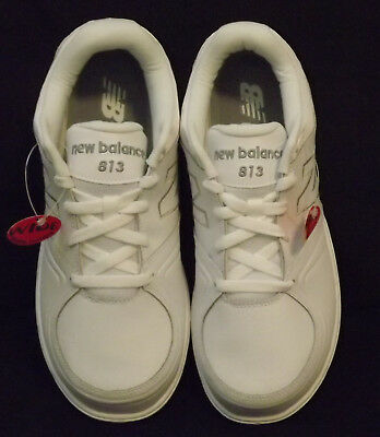 New Balance Women s White 813 Walking Shoes Size 11 2E Brand New With Tags 32f2ab861