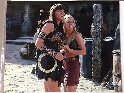 8x10 Photo from Xena the Warrior Princess Lucy Lawless E4