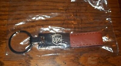 NEW United Parcel Service UPS Keychain    FREE SHIPPING             LOOK