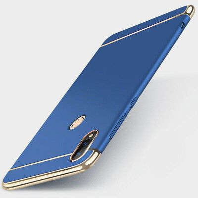For Huawei Honor 8X Max Y9 2019 Shockproof Plating Hybrid Hard Back Case Cover