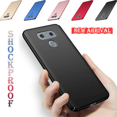 FOR LG G6 G 6 Ultra-thin Synthetic fiber Carbon Fiber