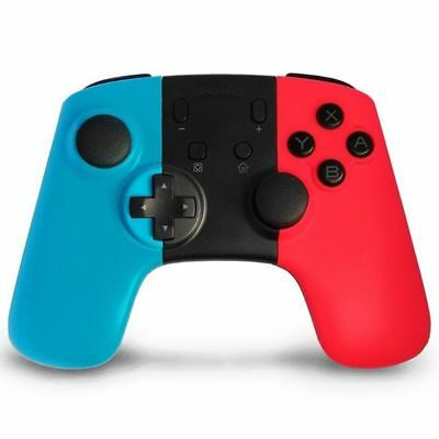 Bluetooth Wireless Spielcontroller Gamepad Joystick fuer Nintendo Switch Ko X2K1