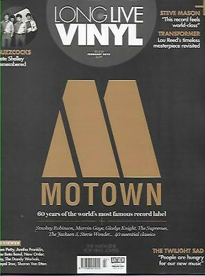LONG LIVE VINYL MAG - ISSUE 23 (NEW)*Post included to Europe/USA