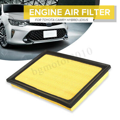 Engine Air Filter For Toyota Camry Camry Hybrid RAV4 Lexus LS460  CA